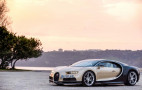 Bugatti reaches production target with 70 Chirons built this year