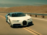 Bugatti Chiron undergoes hot weather testing