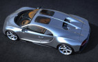 Bugatti reveals Sky View option for Chiron
