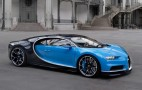 2017 Bugatti Chiron preview