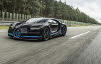 Bugatti Chiron makes 0-248-0 MPH dash in record 41.96 seconds