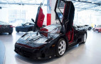 A rare Bugatti EB110 SS Dauer is up for grabs for $1.16M