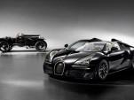 Bugatti Legend 'Black Bess' Veyron Grand Sport Vitesse