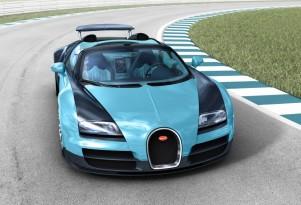 Bugatti Legend 'Jean-Pierre Wimille' Veyron Grand Sport Vitesse