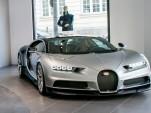 Bugatti Munich boutique and showroom