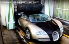 Bugatti Veyron owner cool with using auto wash