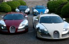Bugatti unveils more 'Centenaire' special edition Veyrons