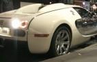 Video: Bugatti Veyron Curbs Wheel During Epic Parking Fail