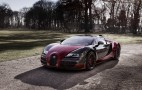Witness The Assembly Of The Final Bugatti Veyron: Video