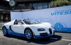 Special Edition Bugatti Veyron Grand Sport Vitesse At Pebble Beach