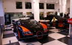 254-MPH Bugatti Veyron Grand Sport Vitesse World Record Car Up For Sale