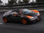 Bugatti Veyron Grand Sport Vitesse World Record Car