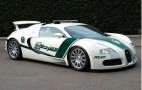 It's Finally Happened: Bugatti Veyron Joins Dubai Police Fleet