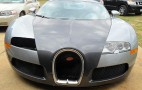 Bugatti Veyron That Swam In A Lake Now Up For Sale