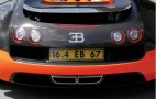 Bugatti Veyron Voted Worst Environmental Offender By EPA