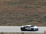Bugatti Veyron Super Sport Pur Blanc Hits 246.4 MPH