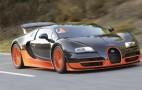 Bugatti Veyron Super Sport Attempts Record Nürburgring Lap Time: Video
