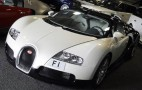 A. Kahn Design Owner Selling His Bugatti Veyron And F1 Number Plate