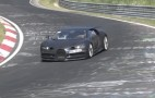 Why is a Bugatti Chiron testing at the Nürburgring?