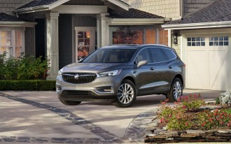 2018 Buick Enclave will cost $40,970 to start, up $980 from last year