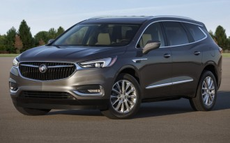 2018 Buick Enclave video preview