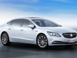 2017 Buick Lacrosse Hybrid (Chinese spec)