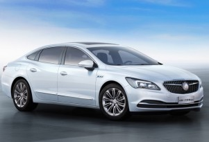 Buick Lacrosse Hybrid unveiled at Beijing Auto Show, for China only