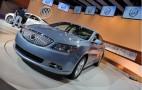2012 Buick LaCrosse eAssist Hybrid Luxury Sedan Priced From $30,820