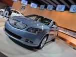 2012 Buick LaCrosse eAssist Live Shots