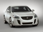 Buick Regal GS concept car