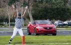 Buick Super Bowl ad stars Cascada, Cam Newton, and Miranda Kerr