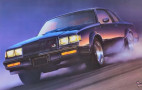 The Buick GNX ran the quarter mile quicker than a Ferrari F40
