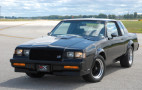 Own the first Buick GNX sold to the public