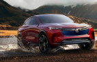 Buick Enspire electric SUV concept bows in China