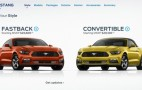 2015 Ford Mustang Configurator Goes Live, Includes Pricing
