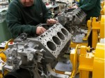 Building the 2011 Bentley Mulsanne's V-8 Engine