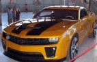 Bumblebee Camaro from Transformers 2 Headed to Chicago Auto Show