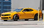 Next Generation Bumblebee Camaro from Transformers 3 Spied