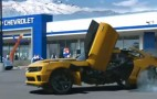 Video: Chevrolet Super Bowl XLV Ad Features Transformers, Burnouts