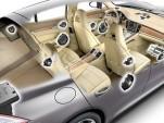 Burmester Porsche Panamera audio system