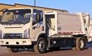 BYD and Wayne Engineering electric garbage truck