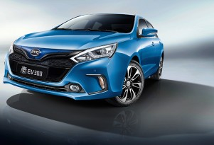 BYD launches two new all-electric sedans for Chinese market