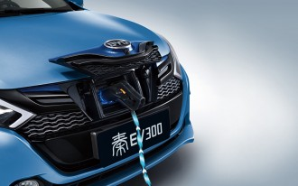 7 Chinese companies that want to dominate the electric car market