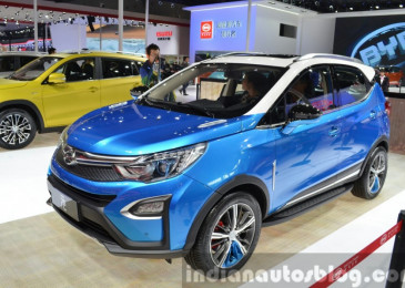 China's BYD tops global electric-car production for third year in a row