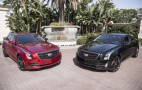 Cadillac spices up lineup with Black Chrome package for ATS, CTS
