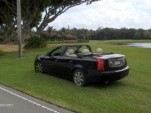 Cadillac CTS Convertible for sale on eBay