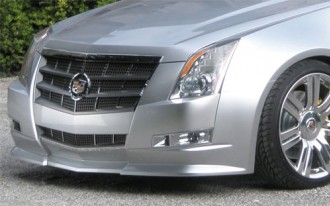 2011 Cadillac CTS-V Coupe: 2010 Detroit Auto Show Preview