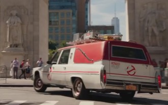 Today & Saturday, Lyft offers free rides in the Ghostbusters Ecto-1