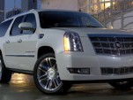 Cadillac Escalade Platinum first with full LED lamps