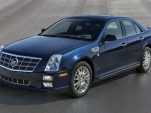 Cadillac to drop STS and DTS sedans?